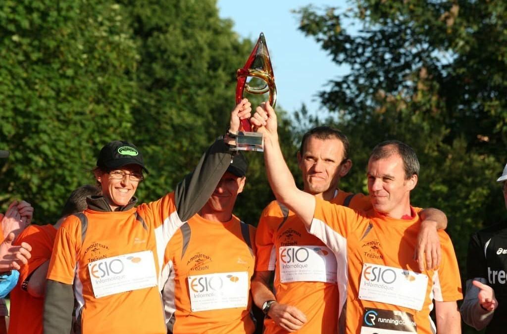 ESIO remporte le Trophée Inter-Entreprises de Brest | ESIO Informatique