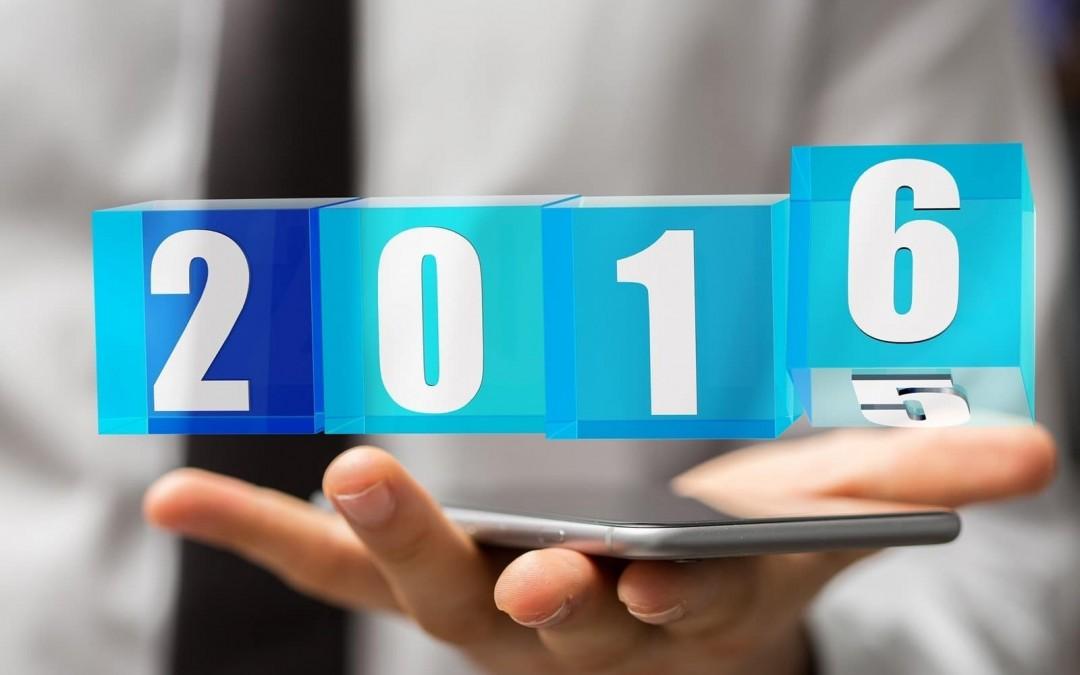 Bonne et heureuse année 2016 ! | ESIO Informatique