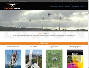 copie-ecran-site-droneouest | ESIO Informatique
