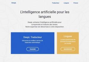 Outil en ligne : DeepL le meilleur traducteur actuel | ESIO Informatique