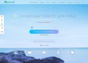 Nouvelle catégorie : outils en ligne, Apowersoft convertisseur de vidéos en ligne | ESIO Informatique