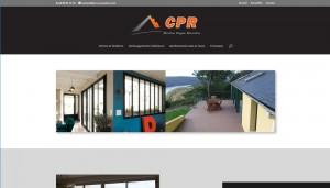 site-web-cpr-renovation   ESIO Informatique