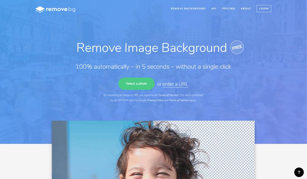 Removbg, appli en ligne pour supprimer les fonds d'images | ESIO Informatique